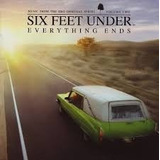 Six Feet Under Everything Ends Trilha [cd Original Lacrado]